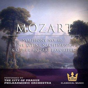 Imagen de 'Mozart : Symphony No. 40, Eine Keine Nachtmusick & Other Mozart Favorites'
