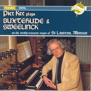 Image for 'Kee, Piet: Buxtehude and Sweelinck'