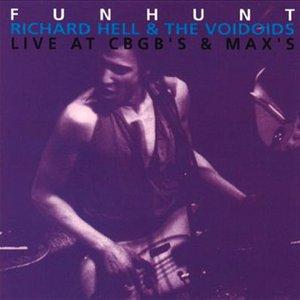 Immagine per 'Funhunt - Live At CBGB's & Max's'