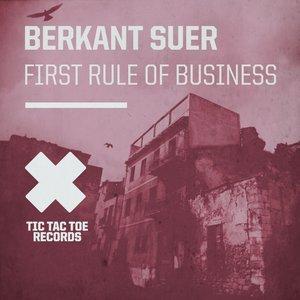 Bild für 'First Rule of Business'