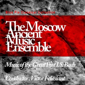 Image pour 'Music Of The Great Post I.S. Bach'