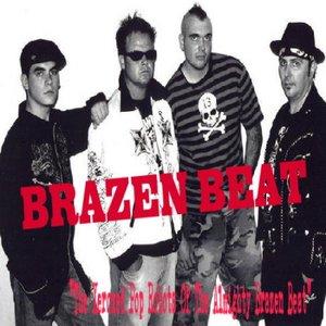 "Image pour 'Brazen-Beat ""The Xeroxed Pop Robots of the Almighty Brazen Beat""'"