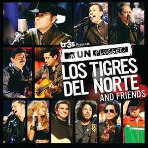 Image for 'Tr3s Presents MTV Unplugged: Los Tigres del Norte and Friends (Deluxe Edition)'