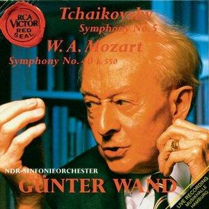 Image pour 'Symphony No. 5 in E minor, Op. 64: III. Allegro moderato'