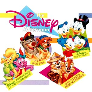 Image for 'The Disney Afternoon Songbook (Music from Hit TV Shows)'