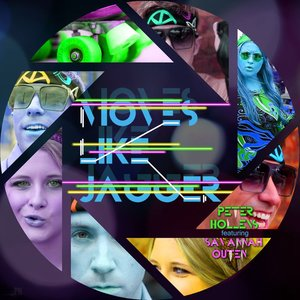 Image for 'Moves Like Jagger (feat. Savannah Outen)'