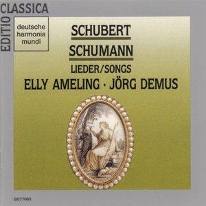 Immagine per 'Schubert/Schumann: Lieder'