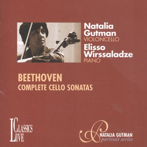 Image for 'Beethoven, Complete cello sonatas'