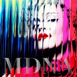 Image for 'Mdna [Explicit] - Deluxe edition'