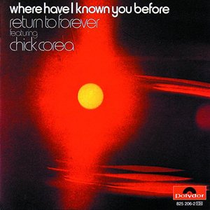 Image for 'Where Have I Known You Before'