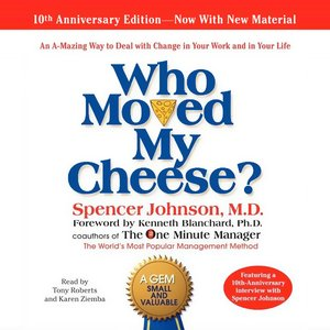 Imagem de 'Who Moved My Cheese?'