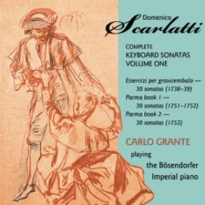 Image pour 'Scarlatti: The Complete Keyboard Sonatas Vol. 1'