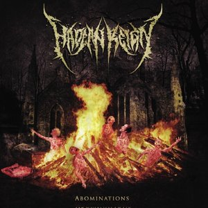 Image for 'Abominations'