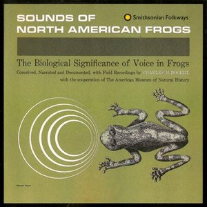 Bild för 'Sounds of North American Frogs: The Biological Significance of Voice in Frogs'