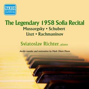 Bild für 'The Legendary 1958 Sofia Recital'