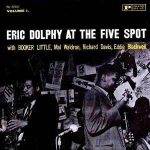 Image for 'Eric Dolphy at the Five Spot'