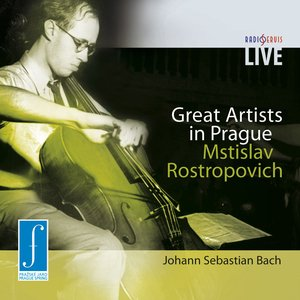 Imagem de 'Great Artists in Prague - Mstislav Rostropovich'