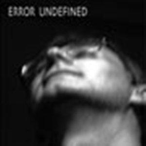 Image for 'Error Undefined'