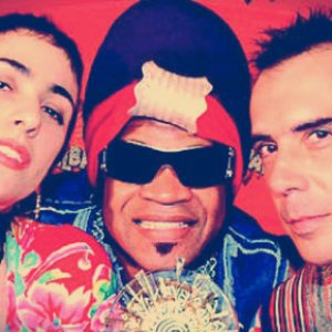 Image for 'Arnaldo Antunes; Carlinhos Brown; Marisa Monte'