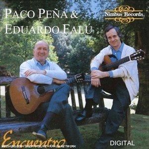 Image for 'Paco Peña & Eduardo Falú'