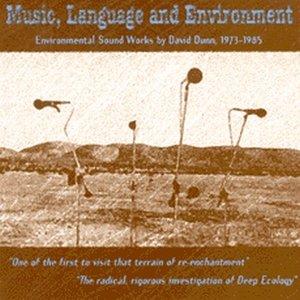 Immagine per 'Music, Language And Environment'
