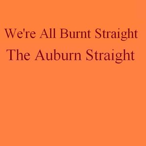 Image for 'We're All Burnt Straight'