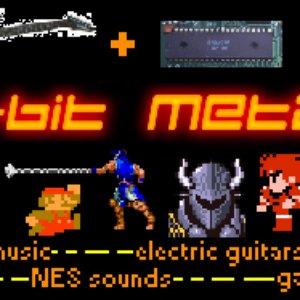 Bild för '8-Bit Metal'
