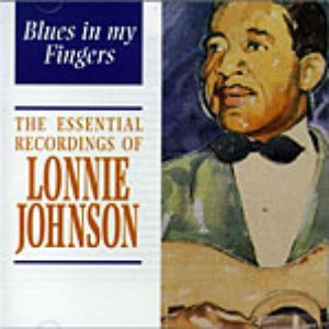 Image for 'Blues in My Fingers: The Essential Recordings of Lonnie Johnson'