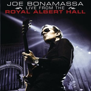 Image pour 'Joe Bonamassa Live From The Royal Albert Hall'