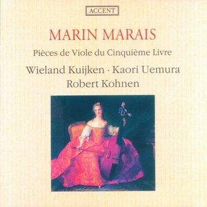 Image for 'Marais, M.: Pieces De Viole, Book 5'