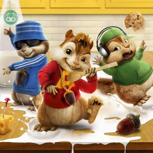 Bild för 'Alvin and The Chipmunks'