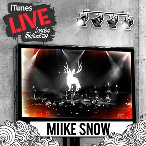 Image for 'iTunes Live: London Festival '09'