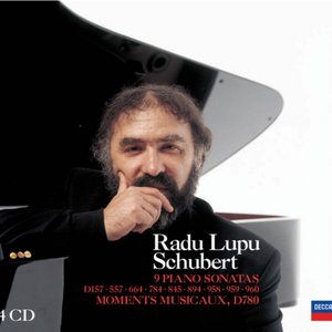 Image for 'Radu Lupu Plays Schubert'
