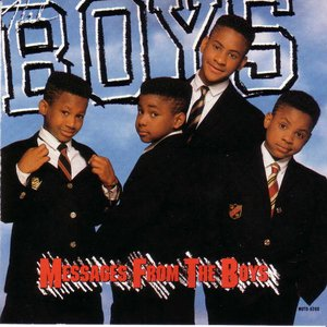 Image for 'Messages from The Boys'