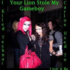 Imagem de 'Your Lion Stole My Gameboy'
