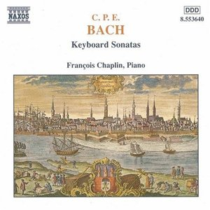 Image for 'Bach, C.P.E.: Keyboard Sonatas'