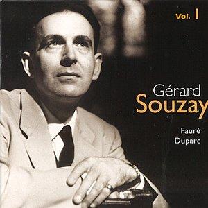 Image for 'Gérard Souzay Vol. 1'