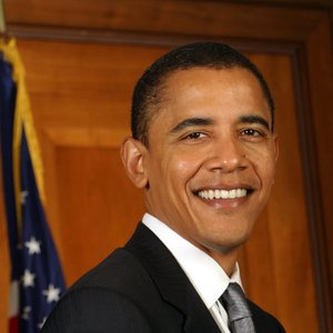 Image for 'U.S. Senator Barack Obama'