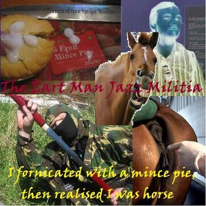 Image for 'I fornicated with a mince pie, then realised I was horse'
