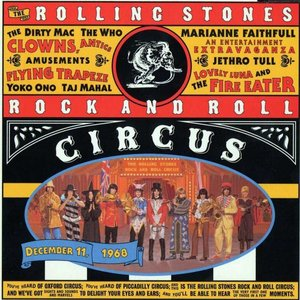 Image pour 'The Rolling Stones Rock and Roll Circus'