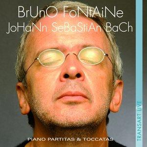 Image for 'Bach : Partitas et toccatas pour piano - Piano partitas and toccatas'