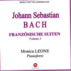 Image pour 'Menuet et Trio - Suite in B minor BWV 814'