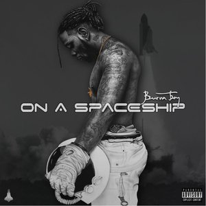 Image for 'On A Spaceship'