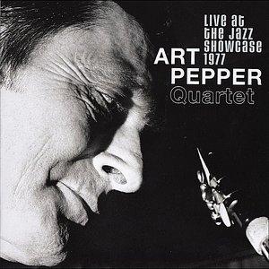 Image for 'Art Pepper: Jazz Showcase, Chicago'