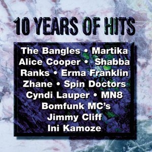 Image for '10 Years Of Hits'