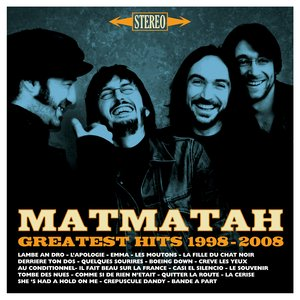 Image for 'Greatest Hits 1998 - 2008'
