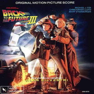 Image for 'Back To The Future Part III (Original Motion Picture Score)'