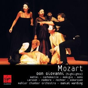 Image for 'Mozart Don Giovanni Highlights'