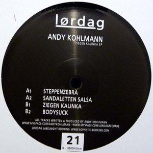 Image for 'Ziegen Kalinka EP'