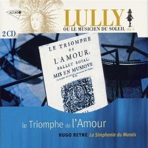 Image for 'Lully: Le triomphe de l'amour'